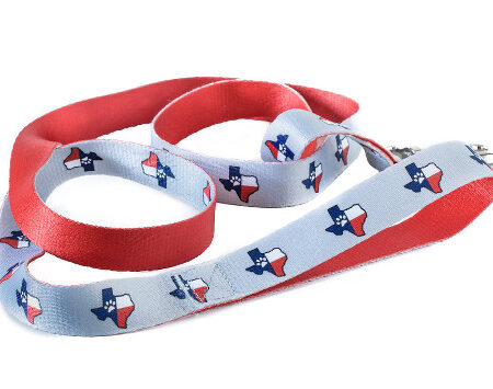 TX State Paws Leash