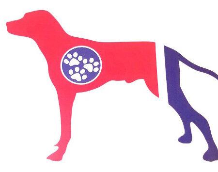 TN Dog decal